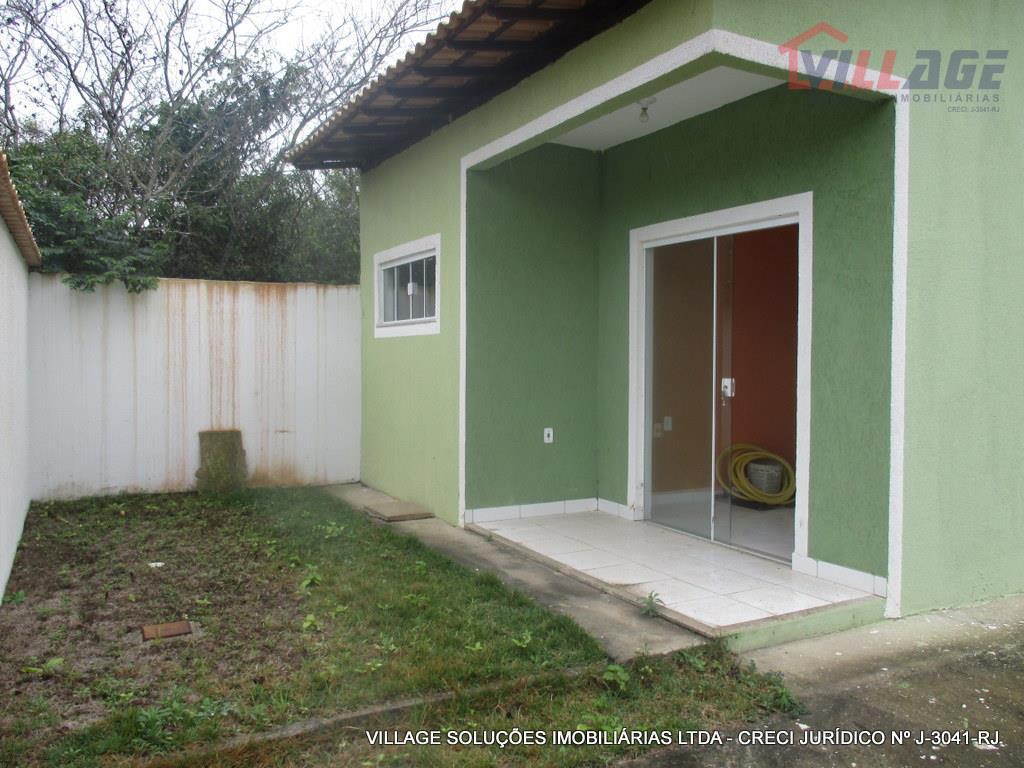 Venda - Casas Linear Independentes de 02 Quartos - Venda