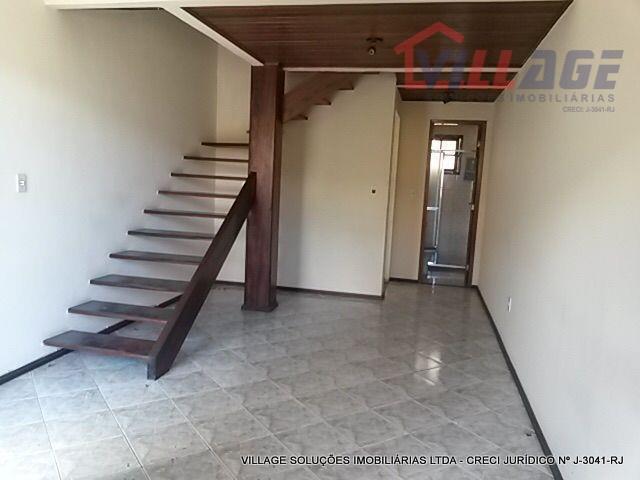 Venda - Casas Duplex em Condomínio de 02 Quartos - Venda