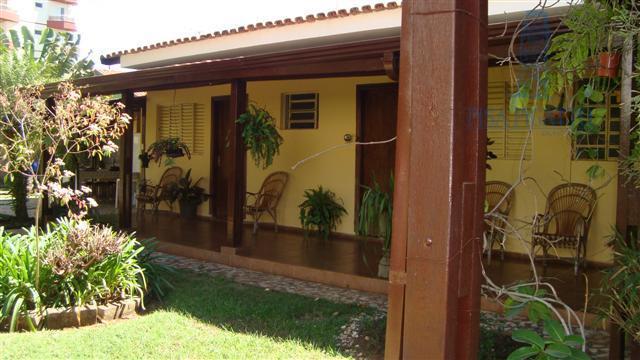 Casa residencial à venda, Morumbi, Paulinia - CA0028.