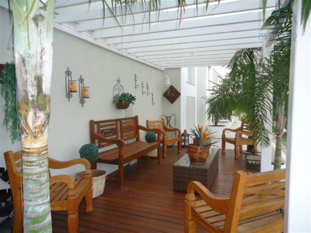 Sobrado residencial à venda, Residencial Villa Lobos, Paulínia - SO0111.