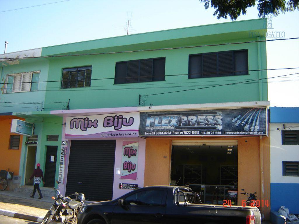 Casa comercial para locação, Jardim de Itapoan, Paulínia - CA1351.