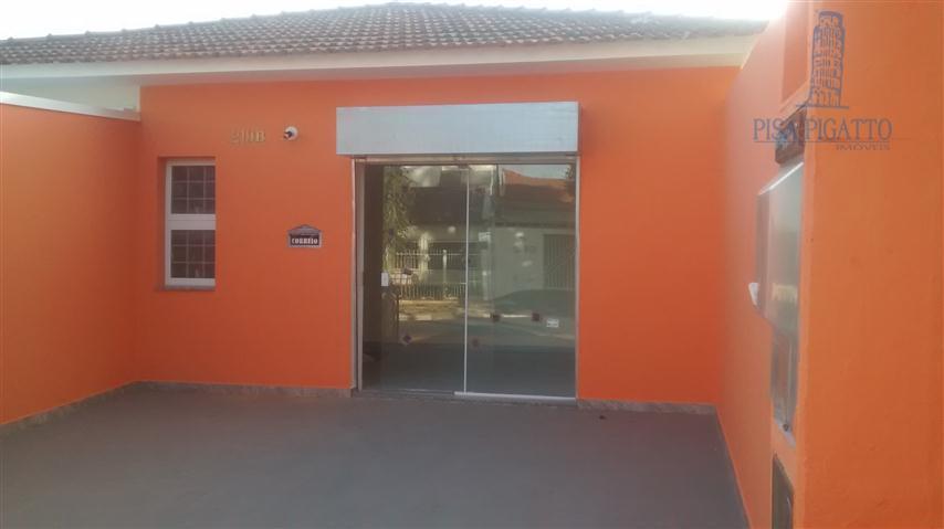 Salão comercial para locação, Jardim Fortaleza, Paulínia.