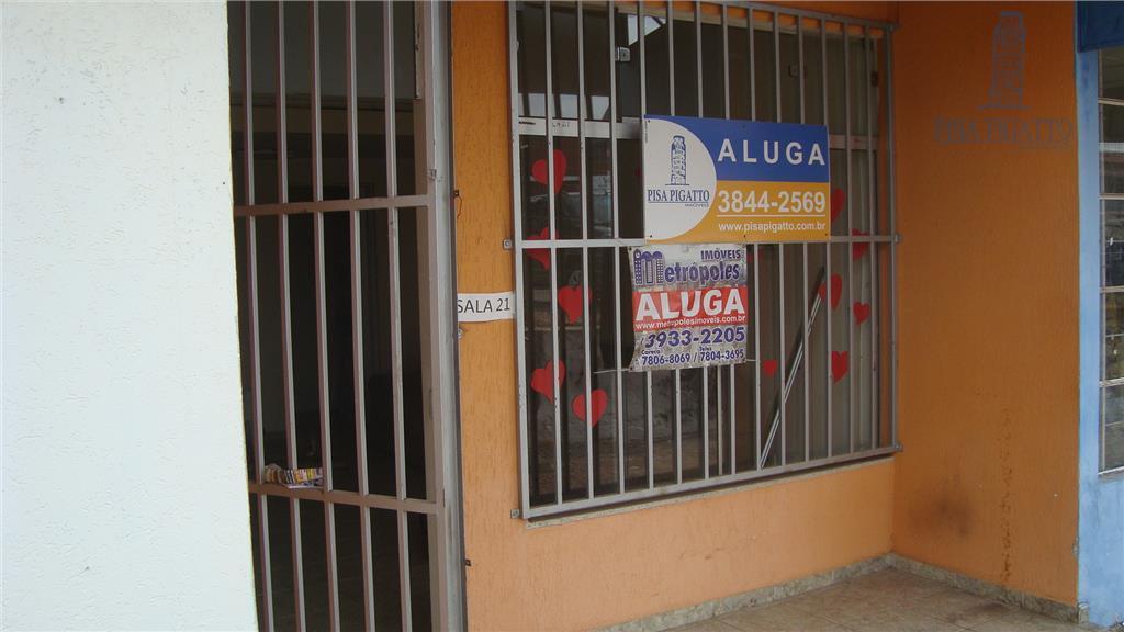 Sala comercial para locação, Vila Bressani, Paulínia - SA0146.