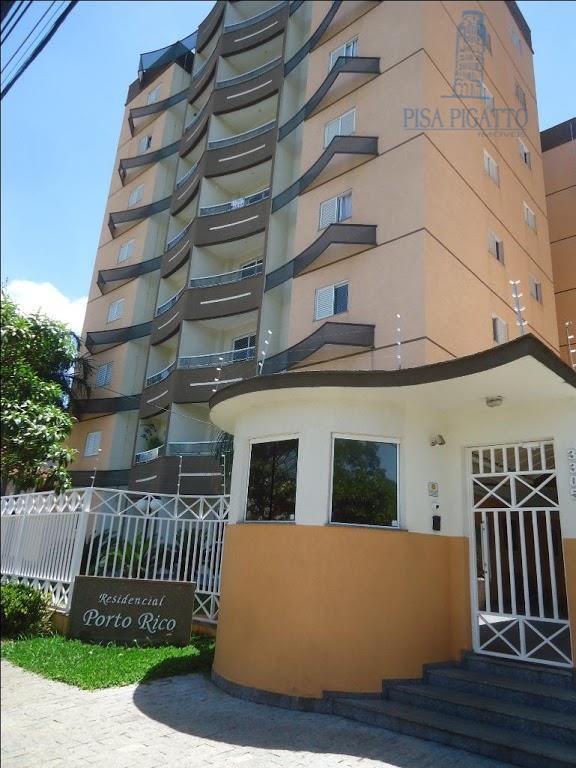 Apartamento residencial à venda, Santa Terezinha, Paulínia - AP0673.