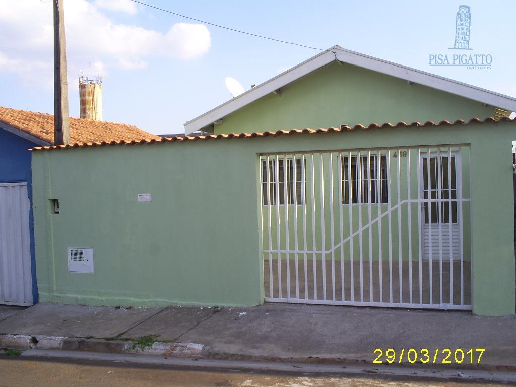 Casa residencial para locação, Parque Bom Retiro, Paulínia.