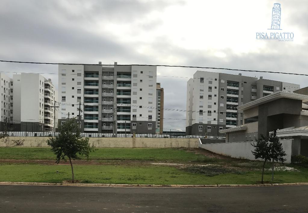 Terreno residencial à venda, Residencial Villa Bella Florença, Paulínia - TE0233.