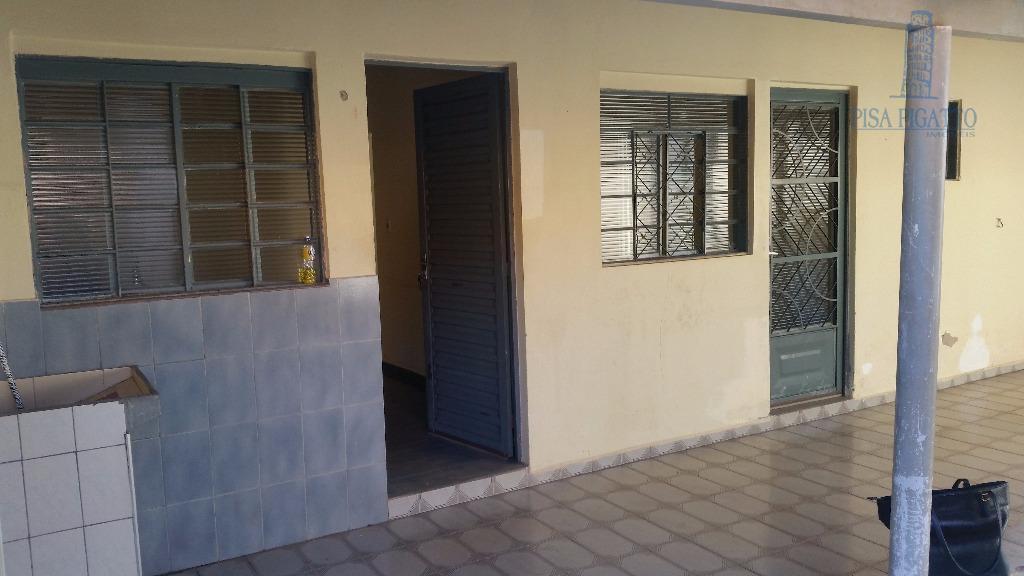 Casa residencial para locação, João Aranha, Paulínia.
