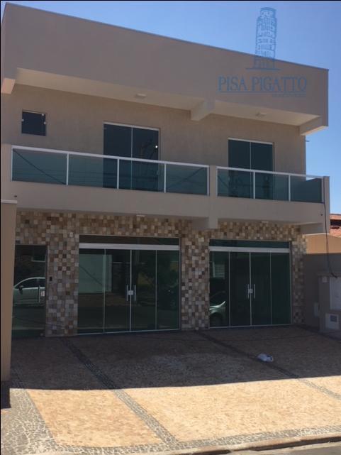 Salão comercial para locação, Jardim Vista Alegre, Paulínia - SL0145.