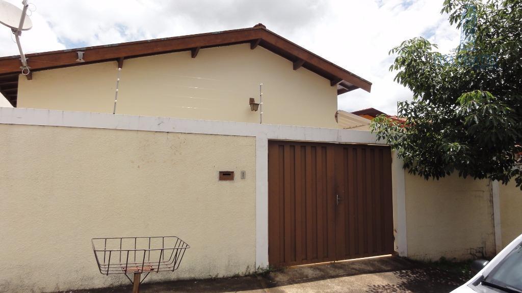 Casa  residencial para locação, Jardim Fortaleza, Paulinia.
