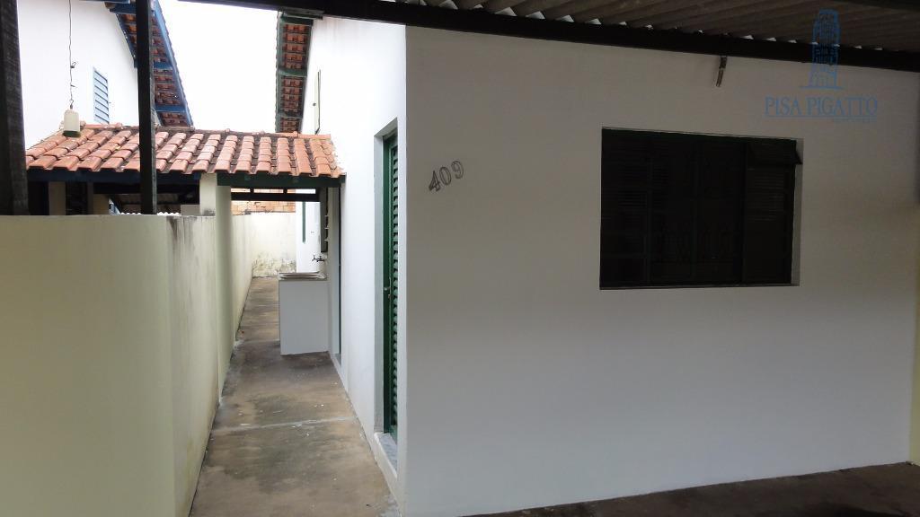 Casa  residencial para locação, São José, Paulínia.