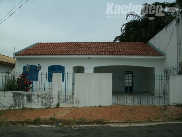 Casa residencial para locação, Planalto do Sol, Sumaré.