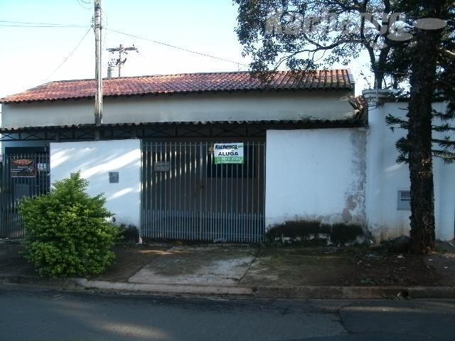 Casa residencial Planalto do Sol,