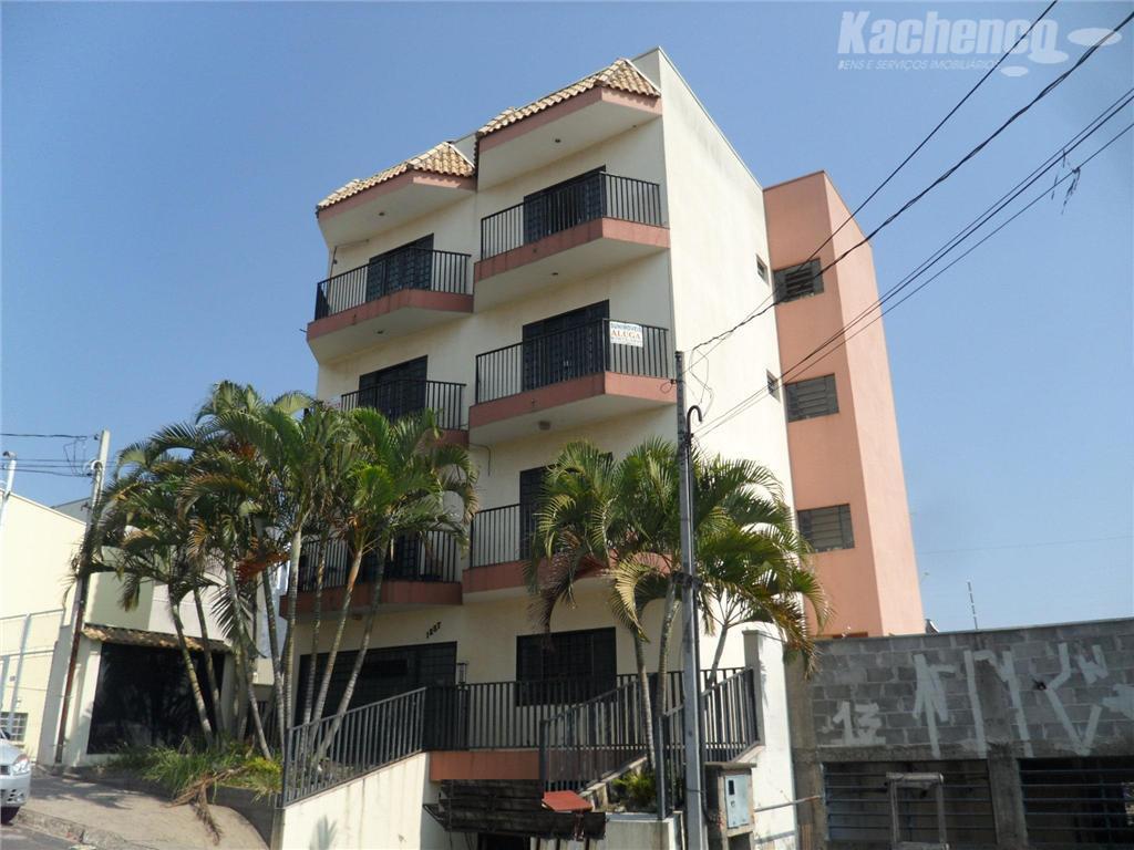 Apartamento residencial para locação, Jardim Alvorada, Sumaré.