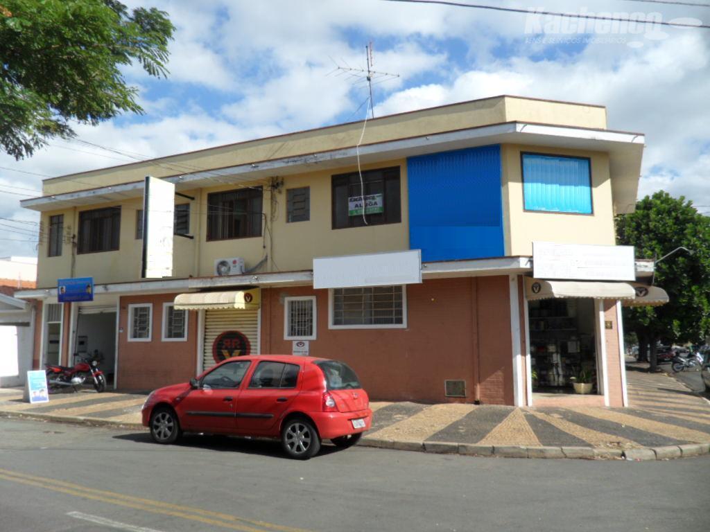 Sala comercial para locação, Vila Menuzzo, Sumaré.