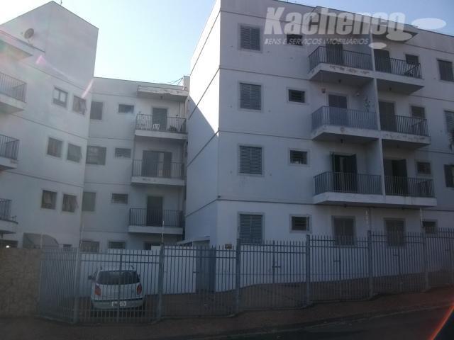 Apartamento  residencial para locação, Jardim Santa Rosa, Nova Odessa.