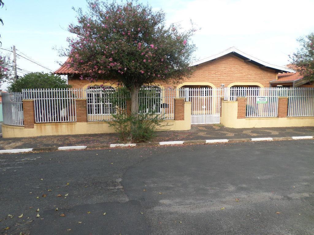 Casa  residencial para venda e locação, Parque Franceschini, Sumaré.