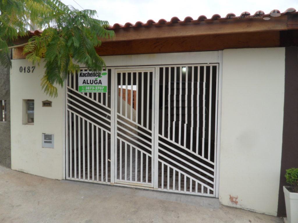 Casa locação Pq Franceschini