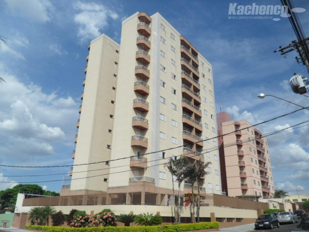 Apartamento residencial para locação, Jardim Macarenko, Sumaré.