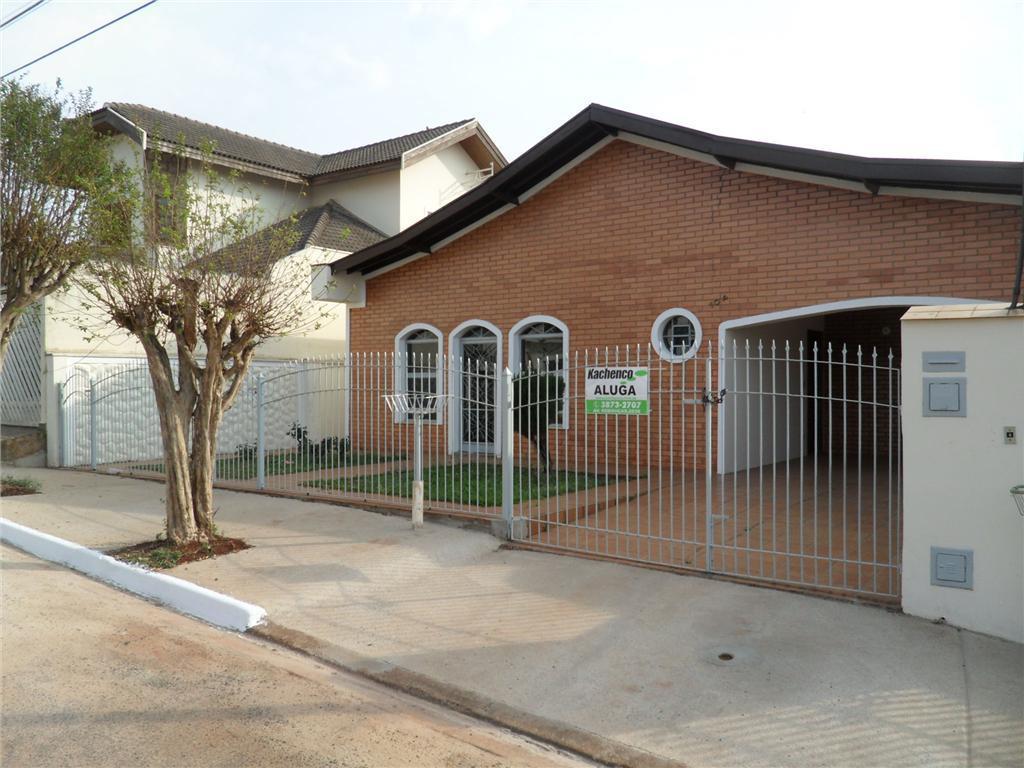 Casa residencial à venda, Planalto do Sol, Sumaré - CA0642.