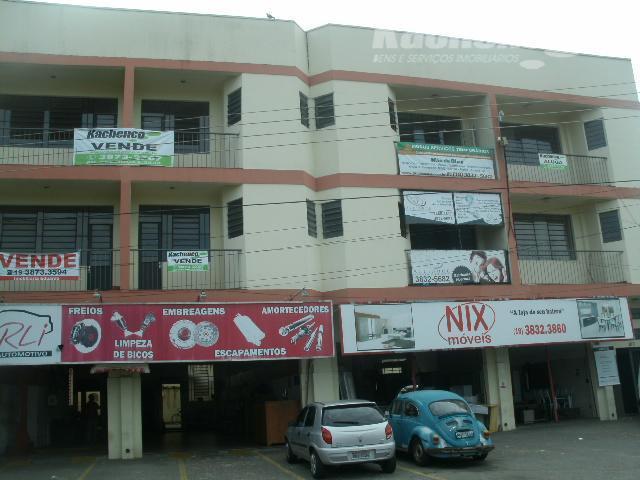 Sala comercial para locação, Condomínio Coronel (Nova Veneza), Sumaré.