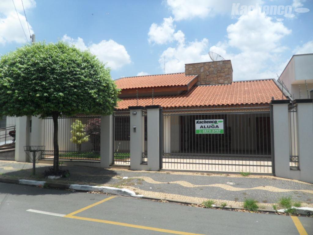 Casa residencial para locação, Jardim Alvorada, Sumaré.