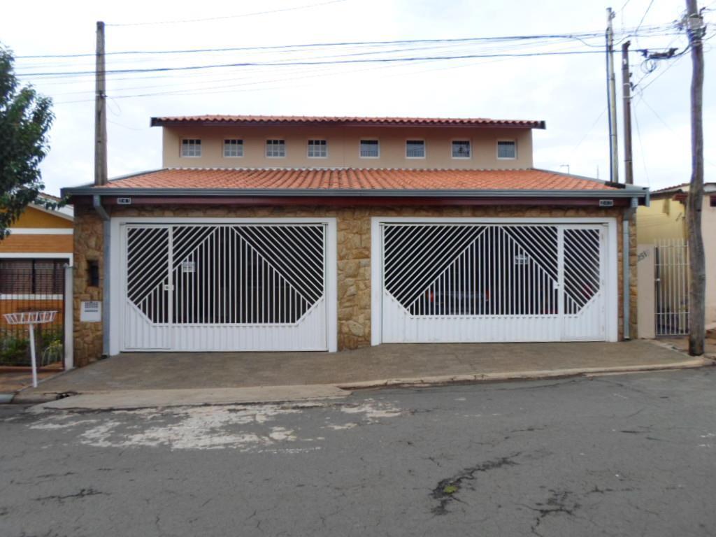 Casa com 2 dormitórios para alugar,  R$ 1.350/mês - Jardim Santa Rosa - Nova Odessa/SP