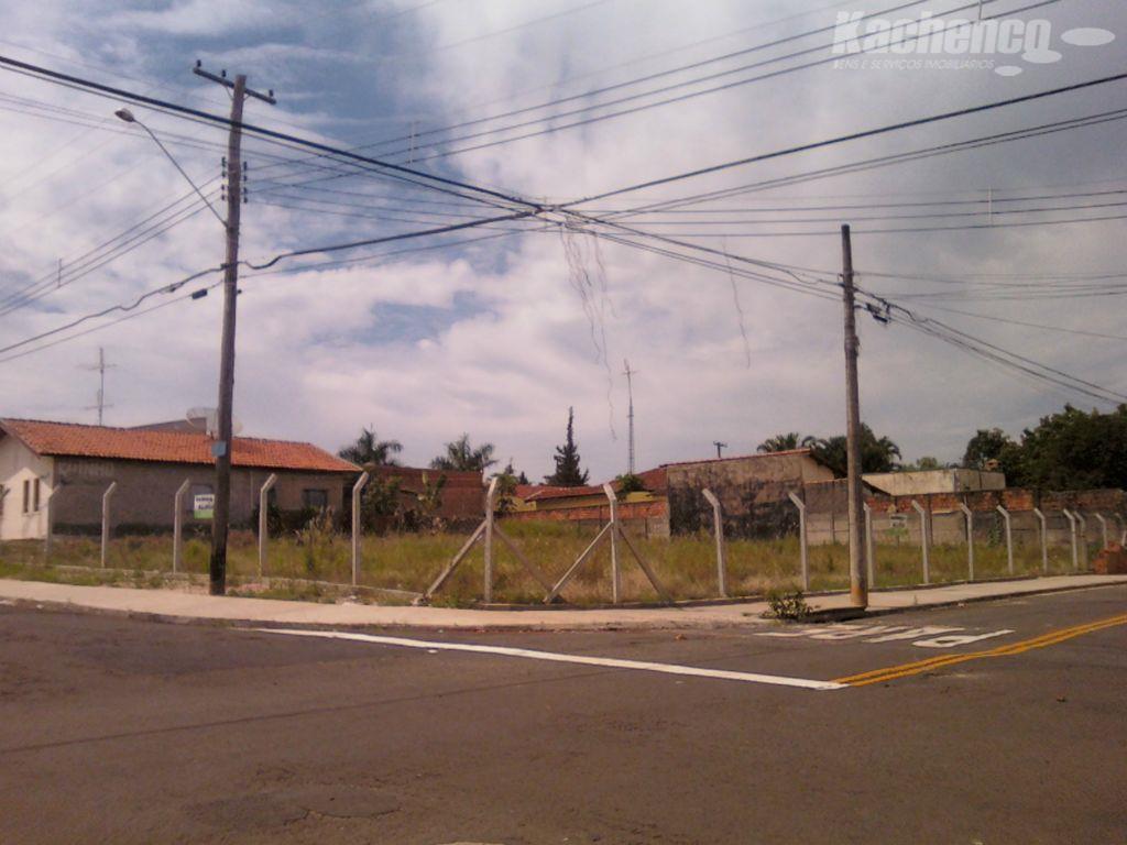 Terreno comercial para locação, Jardim Santa Madalena, Sumaré.