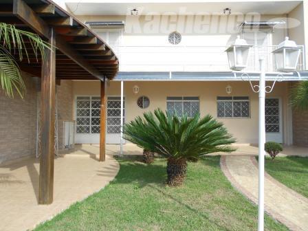 Sobrado residencial à venda, Vila Miranda, Sumaré.