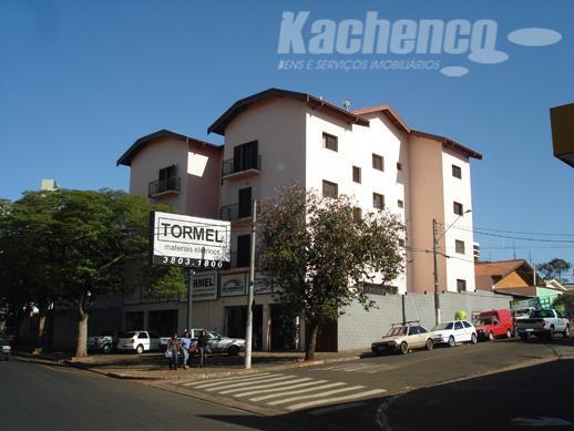 Apartamento com 2 dormitórios para alugar, 62 m² por R$ 750,00/mês - Jardim São Carlos - Sumaré/SP