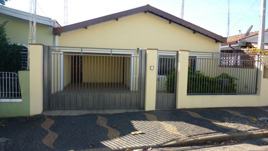 Casa residencial à venda, Parque Franceschini, Sumaré.