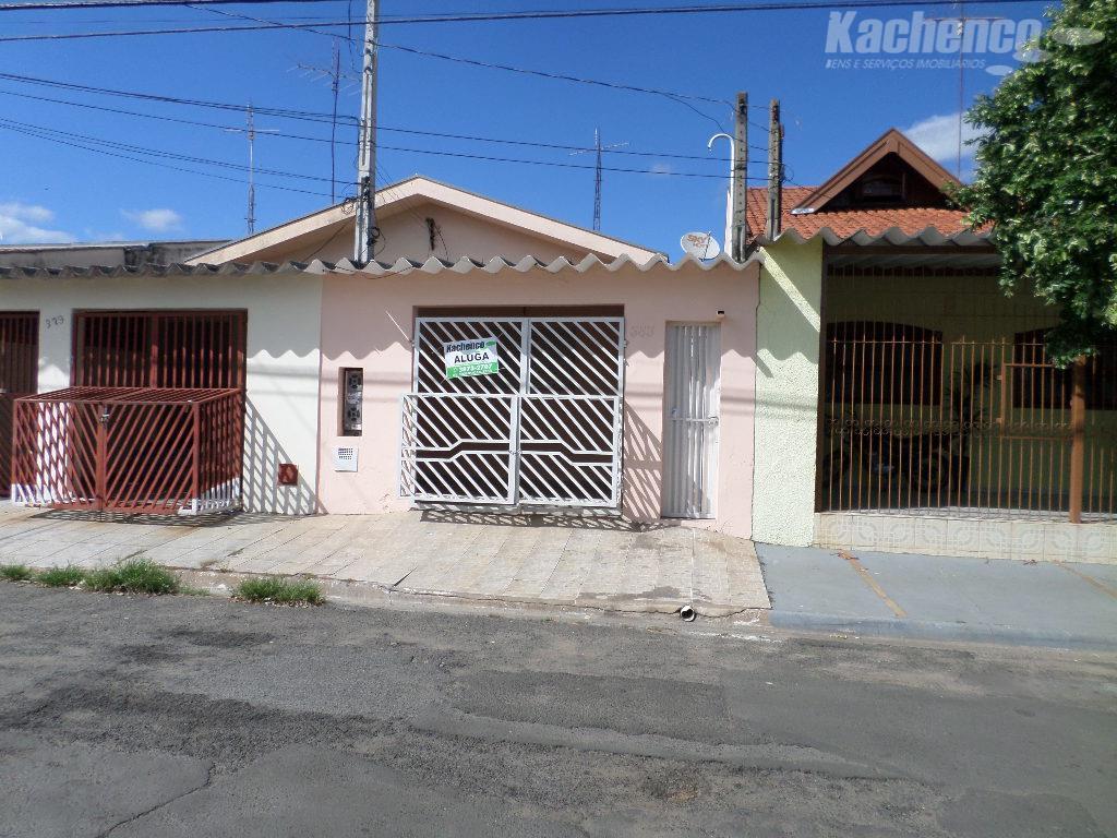 Casa residencial para locação, Jardim Primavera, Sumaré.