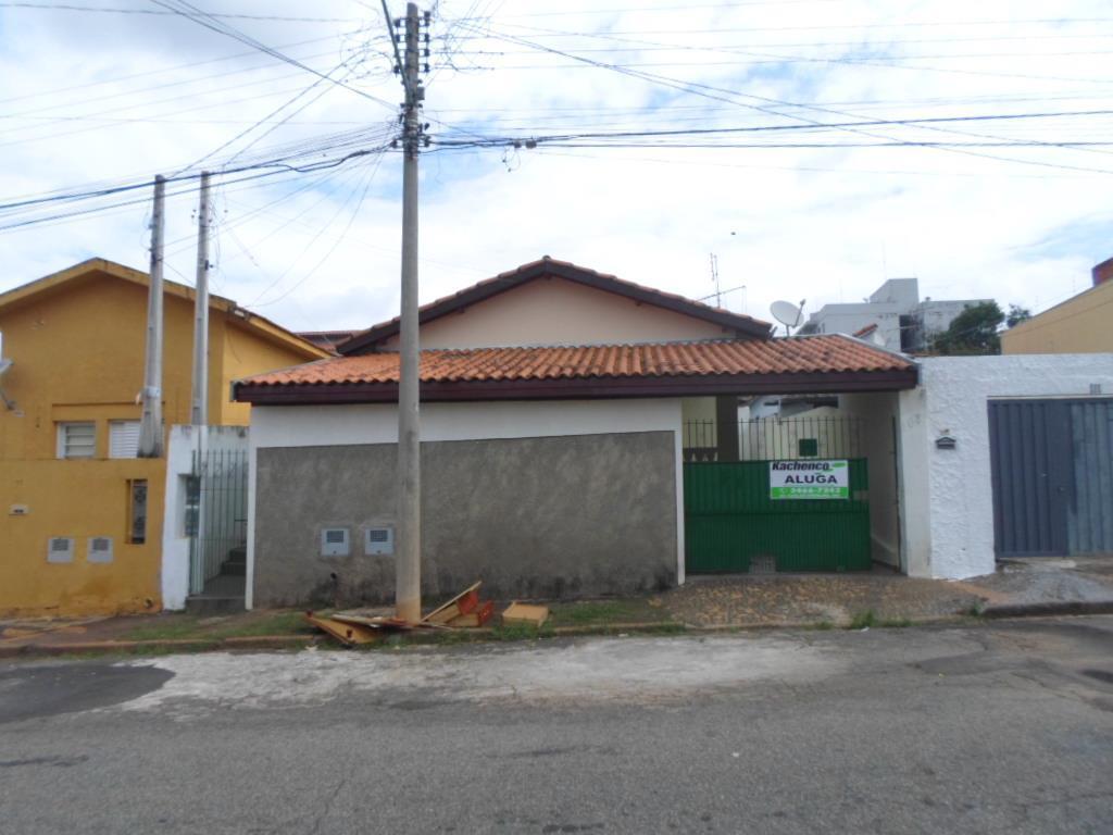 Casa com 2 dormitórios para alugar,  R$ 850/mês - Jardim Santa Rosa - Nova Odessa/SP