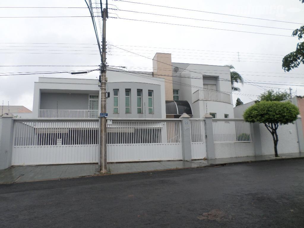 Sobrado  residencial para venda e locação, Parque Franceschini, Sumaré.