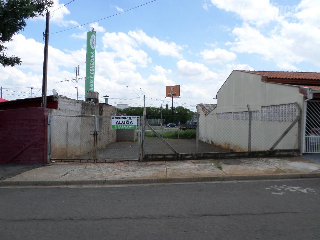 Terreno comercial para locação, Vila Carlota, Sumaré.