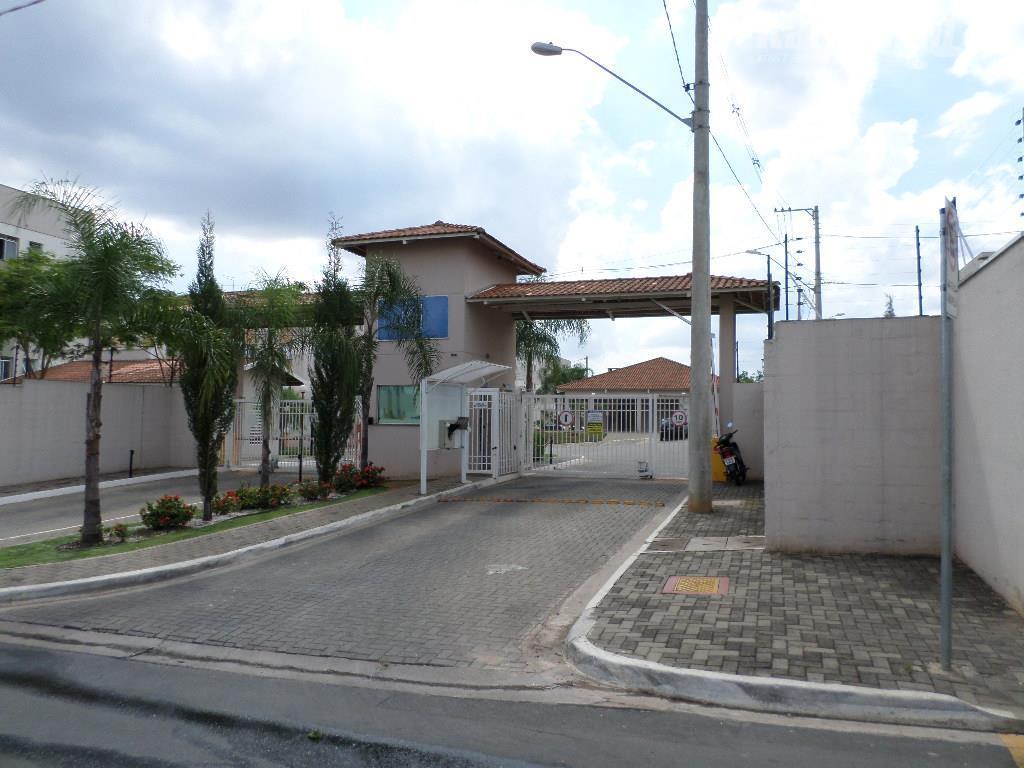 Apartamento residencial para locação, Jardim Volobueff (Nova Veneza), Sumaré.