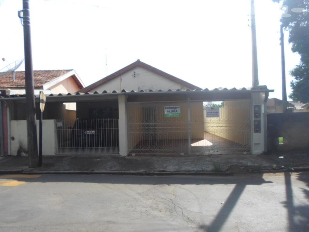 Casa residencial para locação, Vila Azenha, Nova Odessa.