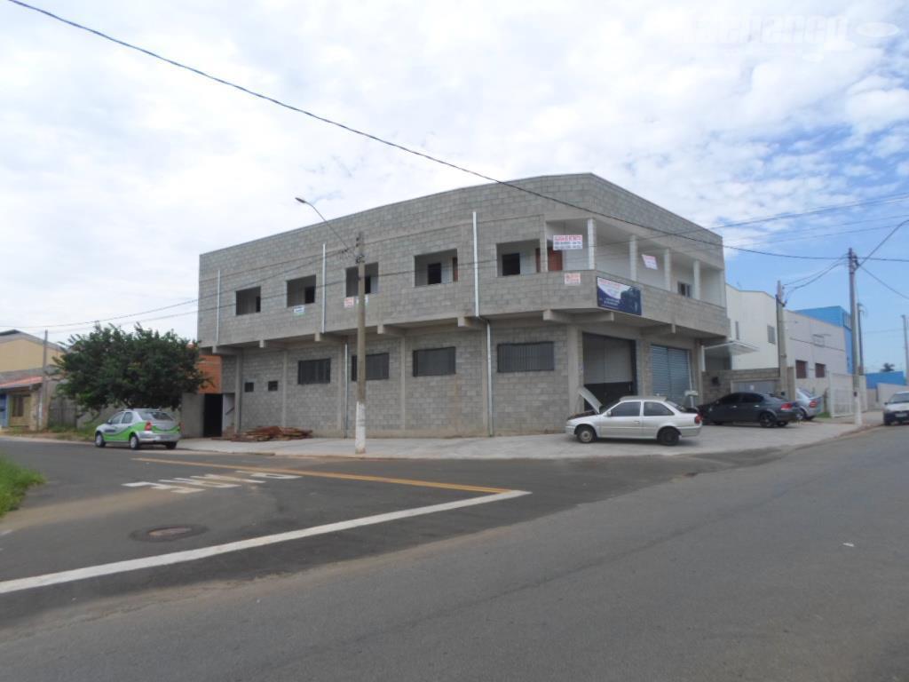Apartamento residencial para locação, Residencial Bordon, Sumaré.