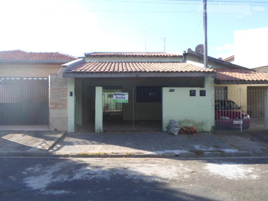 Casa residencial para locação, Parque Residencial Francisco Lopes Iglesia, Nova Odessa.