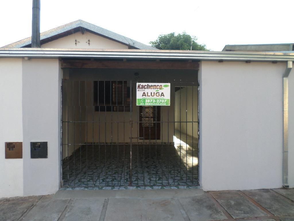 Casa  residencial para locação, Parque Residencial Casarão, Sumaré.