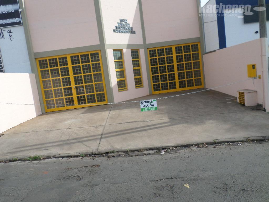 Salão comercial para locação, Jardim Alvorada, Sumaré.
