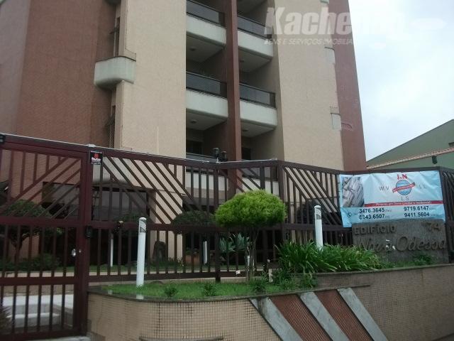 Apartamento com 3 dormitórios para alugar, R$ 1.650/mês - Centro - Nova Odessa/SP