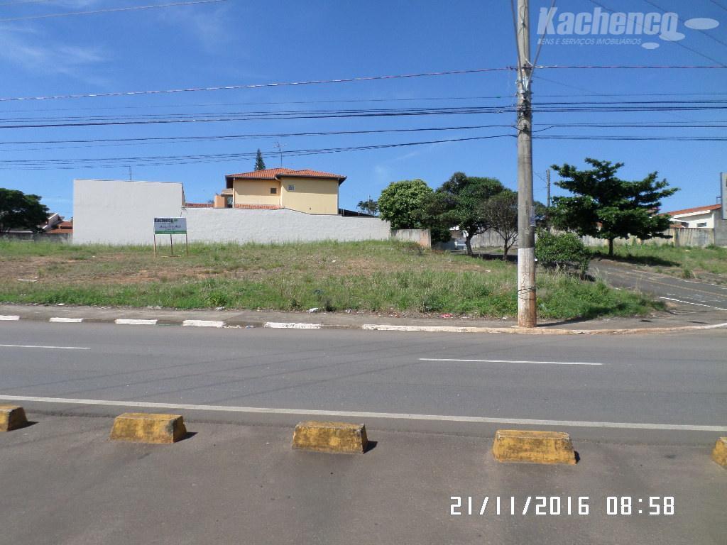 Terreno comercial para locação, Jardim das Palmeiras, Sumaré.