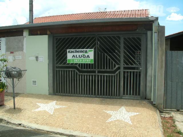Casa residencial para venda e locação, Parque Franceschini, Sumaré - CA0822.