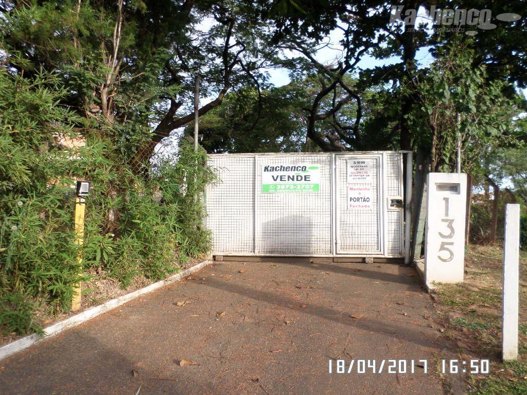 Chácara residencial à venda, Jardim Monte Santo, Sumaré.