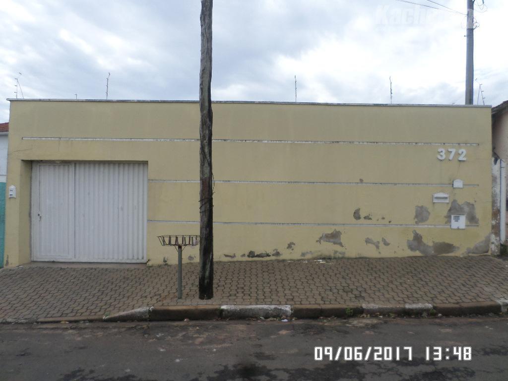 Casa residencial à venda, Vila Miranda, Sumaré.
