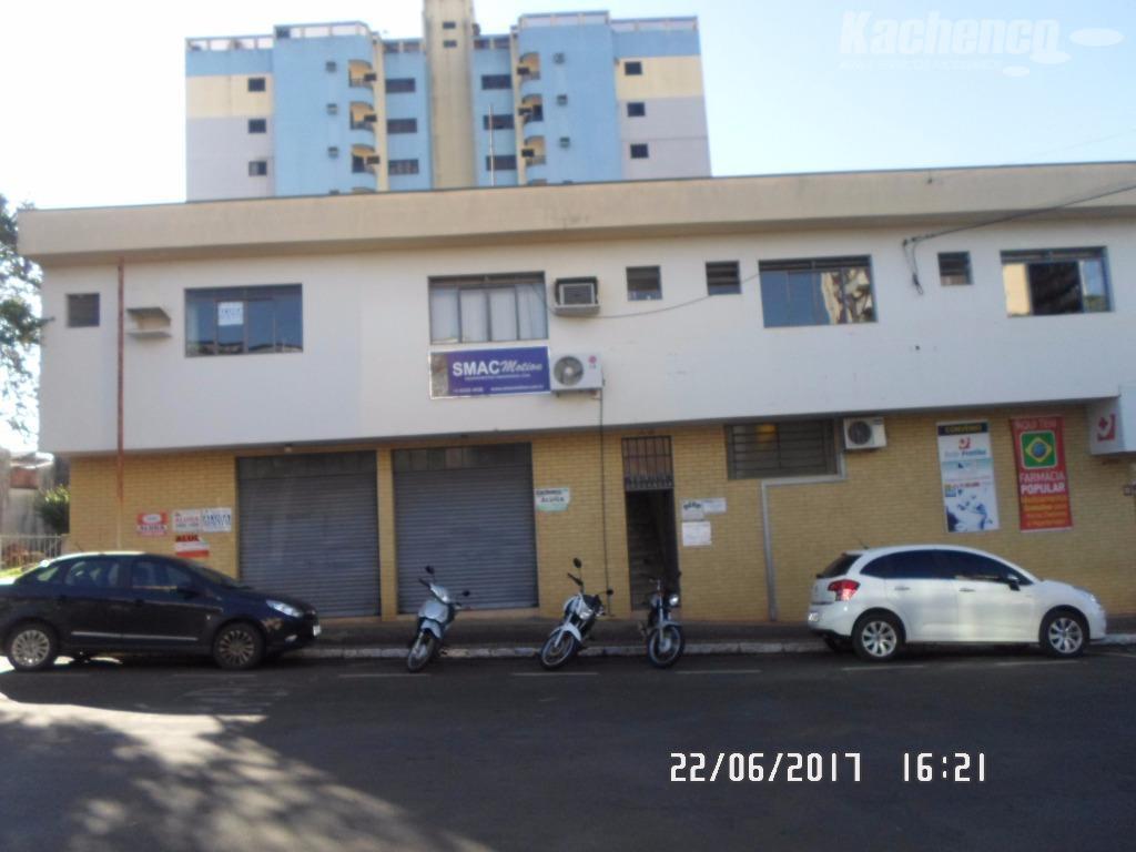 Sala comercial para locação, Centro, Nova Odessa/SP.