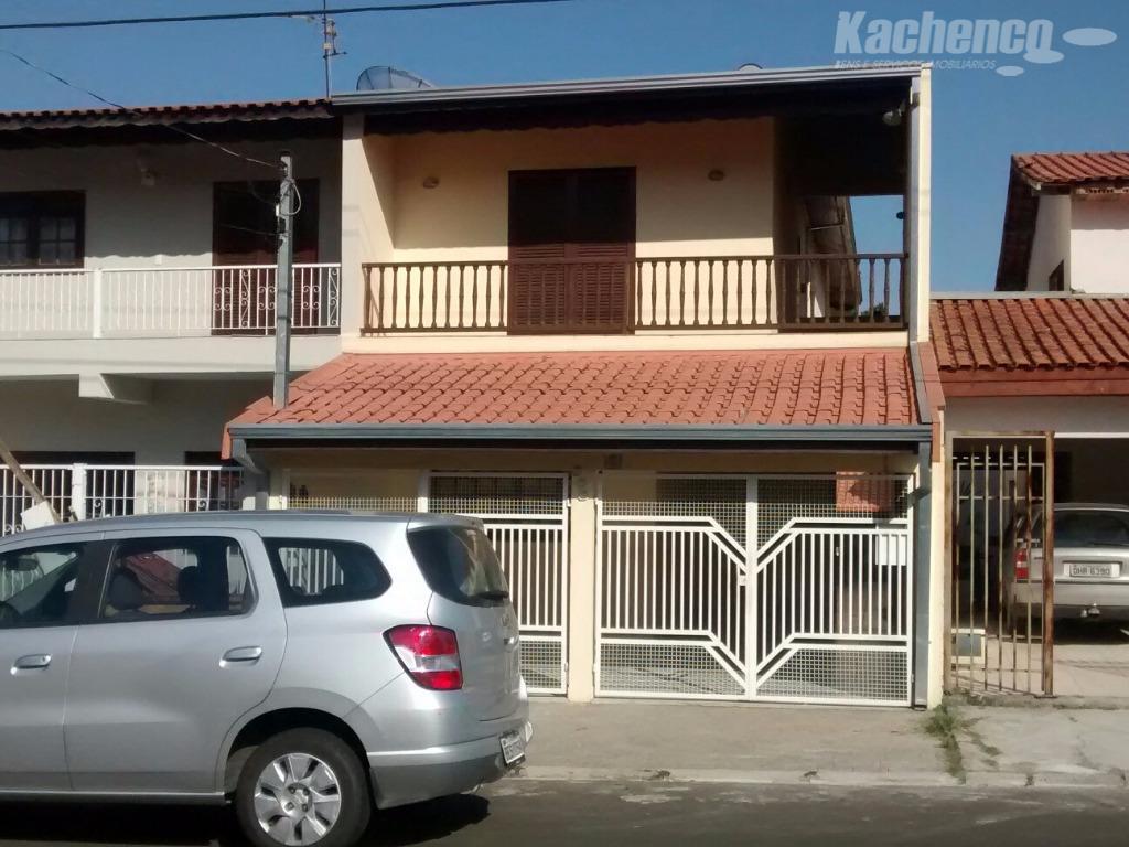 Casa residencial para locação, Jardim Nossa Senhora de Fátima, Nova Odessa.