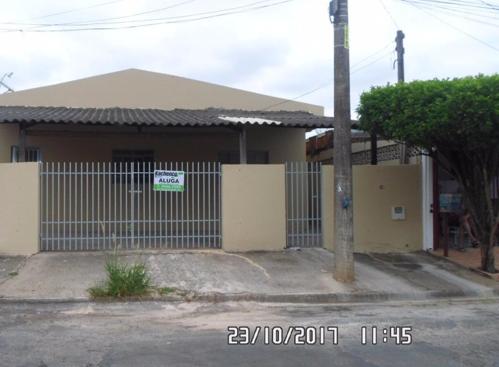 Casa residencial para locação, Jardim Picerno II em Sumaré.