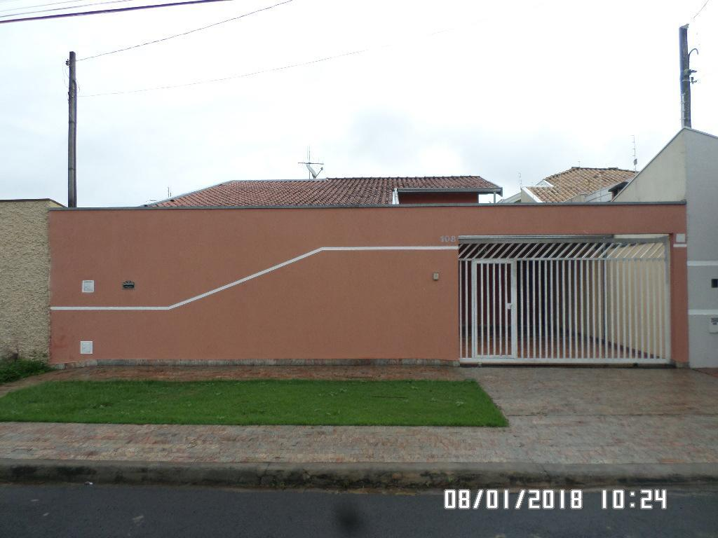 Casa residencial para venda e locação, Parque Manoel de Vasconcelos, Sumaré.