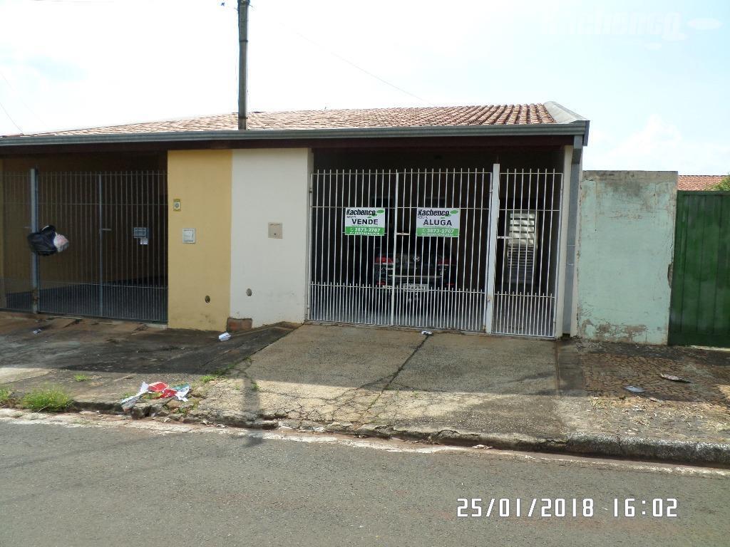 Casa residencial à venda, Parque Residencial Casarão, Sumaré.